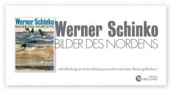"""Einladung zur Buchpräsentation """"Werner Schinko - Bilder des Nordens"""""""