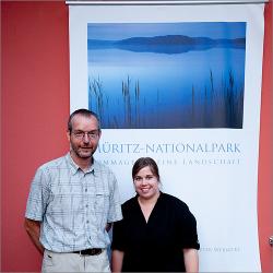 Müritz-Nationalpark-Buch